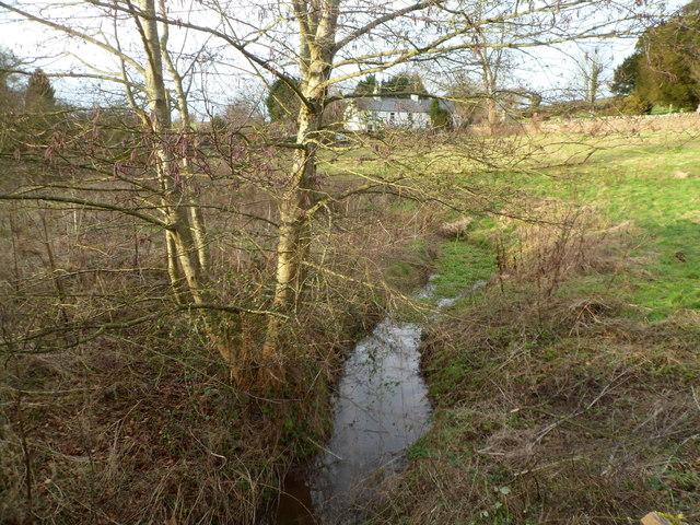 Mally Brook, Welsh Newton
