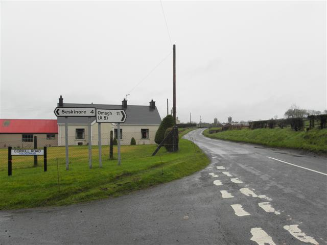 Killadroy Road, Tullycorker