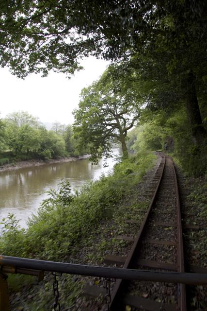 Morwellham Mine Railway
