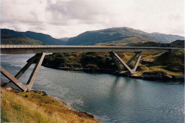 Bridge at Kylesku