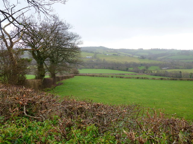 The Monnow valley