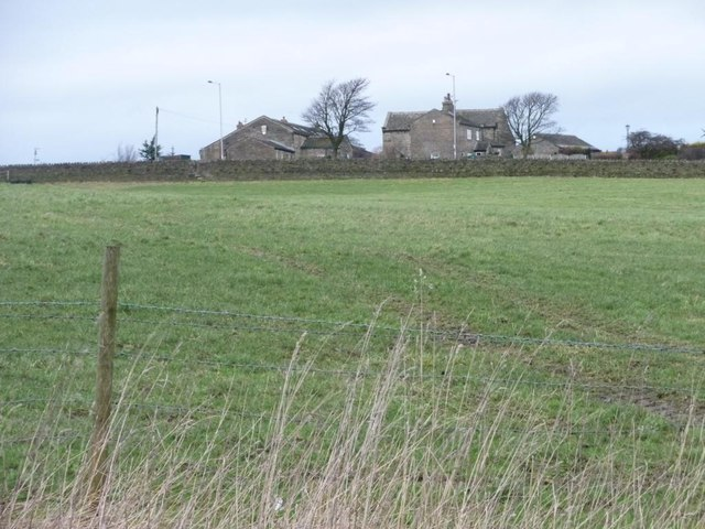 Upper Swain Royd Farm