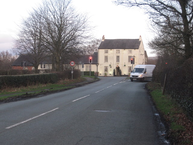 Legh Arms Adlington