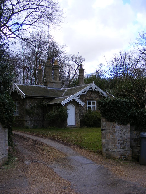 Foxborough Hall Lodge