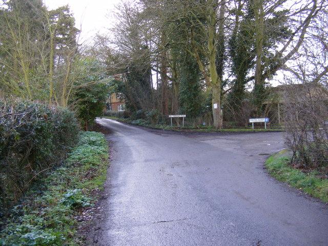 Lodge Farm Lane