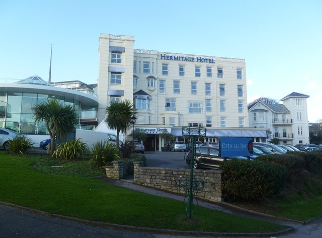 Bournemouth, Hermitage Hotel
