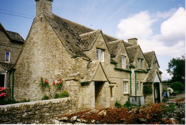 Cottages in Sudgrove 1998