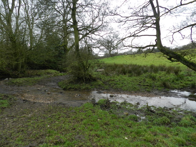 The Crossing of Dayfield Brook