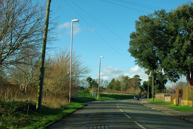 Barnham Road