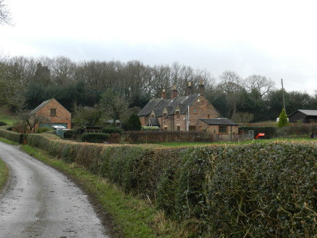 Cottages at Lower Hough Park