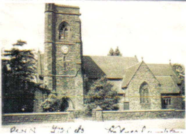 St. Phillips Church Pennfields