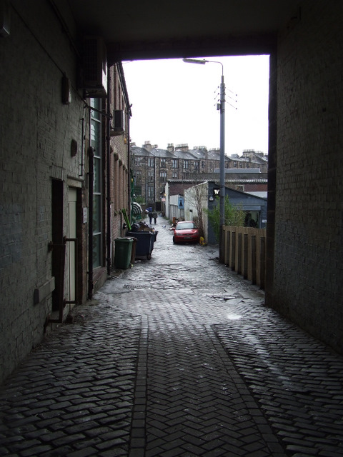 Dowanside Lane