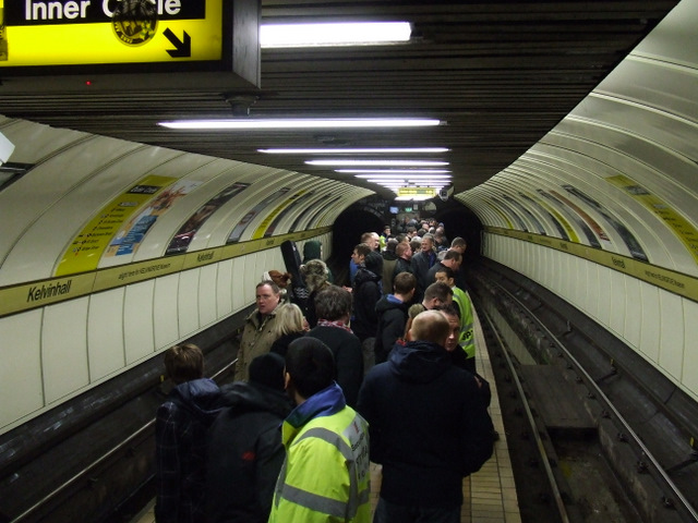 Kelvinhall subway station