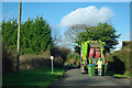 SU9304 : Bin day on Hook Lane by Robin Webster