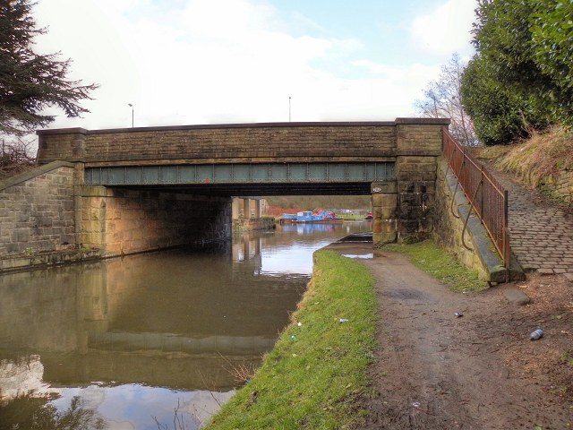 Leeds and Liverpool Canal, Bridge 78A