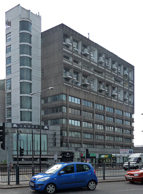 Centre Heights, Finchley Road