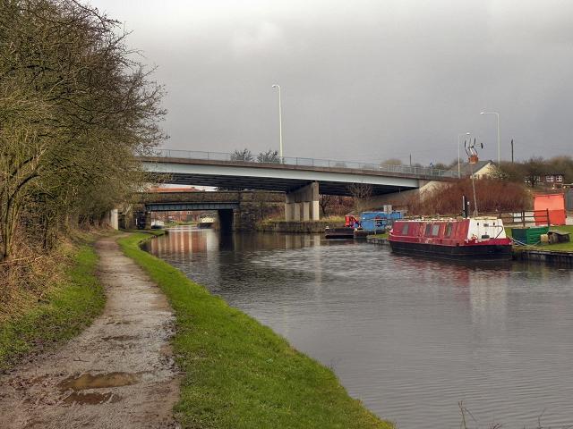 Leeds and Liverpool Canal, Bridge 78AA
