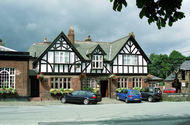 The Ring 'O' Bells Pub Restaurant, Daresbury