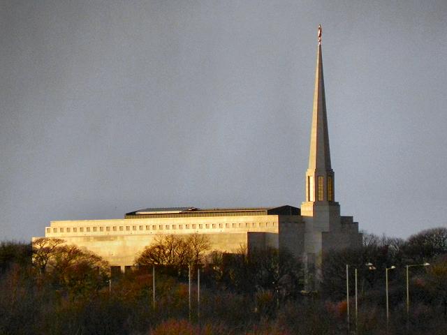 The Church of Jesus Christ of Latter-day Saints , Chorley