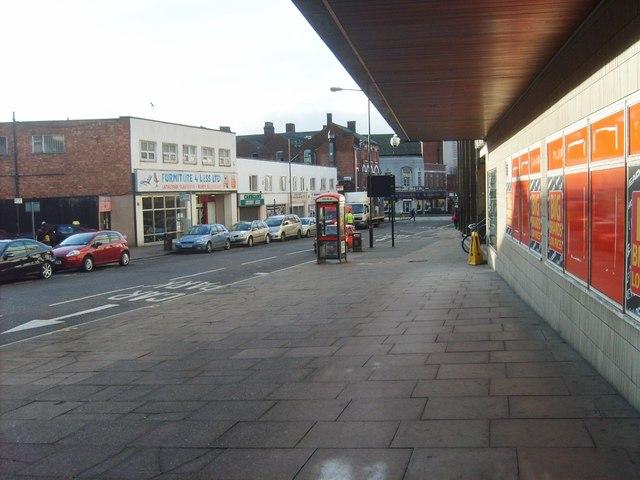 Bell Street View