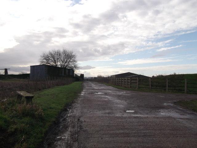 Wealdway to Kent House Farm
