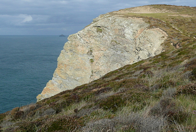 Headland near Trevellas Porth