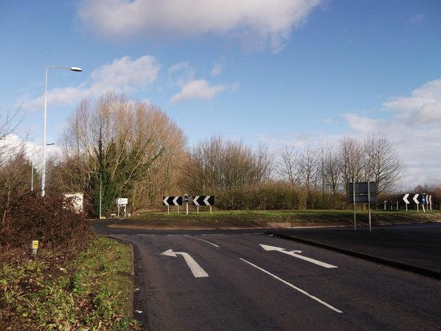 A26 Roundabout