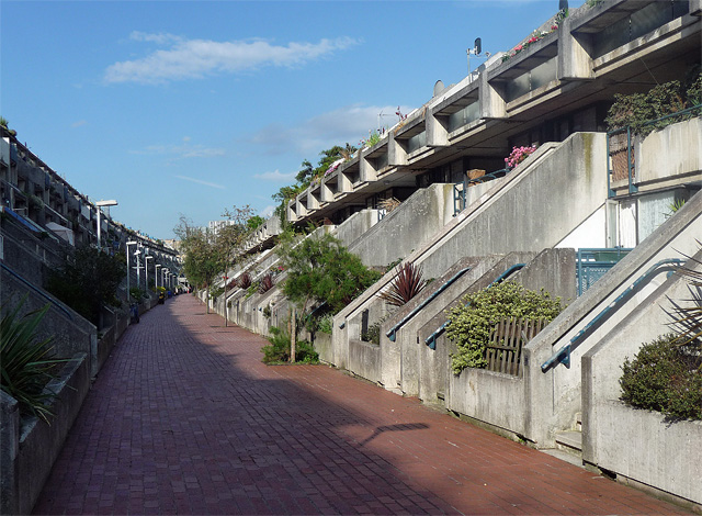 Alexandra Road Estate, Rowley Way (1)