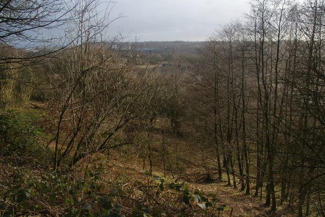 The Irwell valley