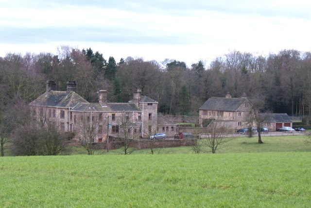 Low Hall, Kirkby Overblow