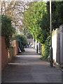 TQ2389 : Church Walk, NW4 (2) by Mike Quinn
