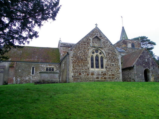The Church of St Michael and All Angels, Sopley