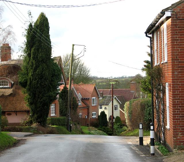 The Street, Burstall