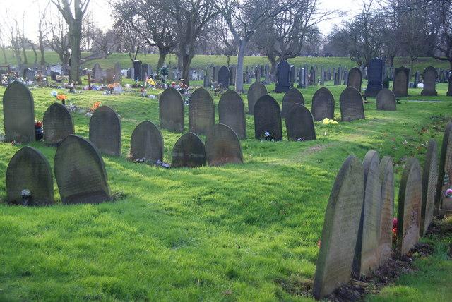 Agecroft Cemetery