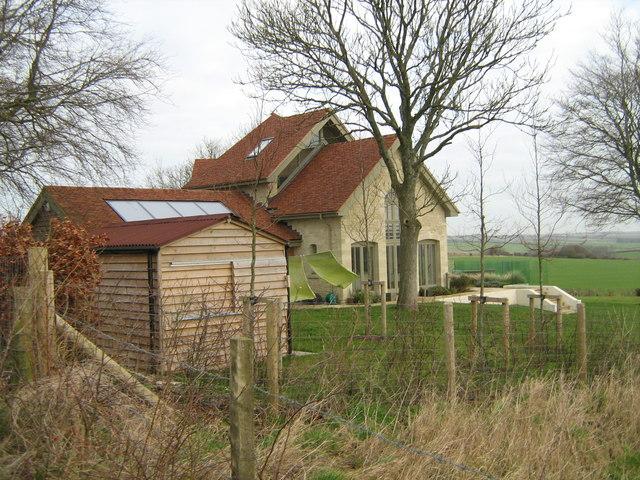 New House, Barrow Hill
