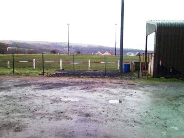 Rugby Ground, Abersychan