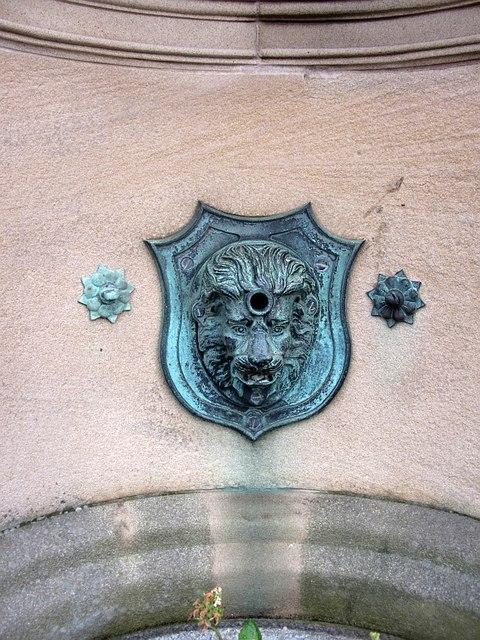 Detail, War Memorial