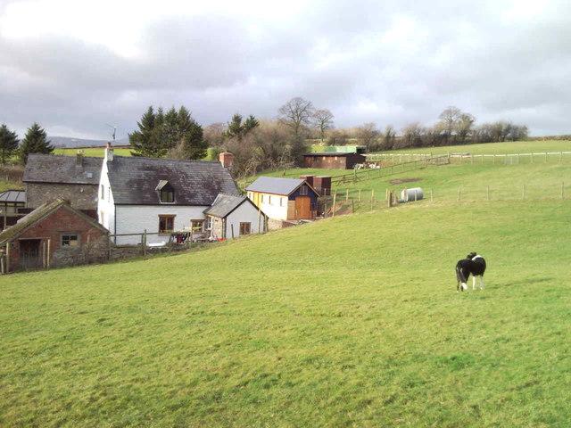 Llwyni Farmhouse