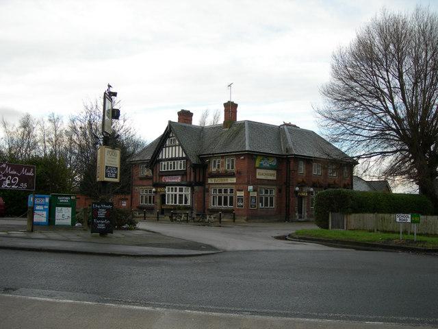 The Blackburne Arms Pub