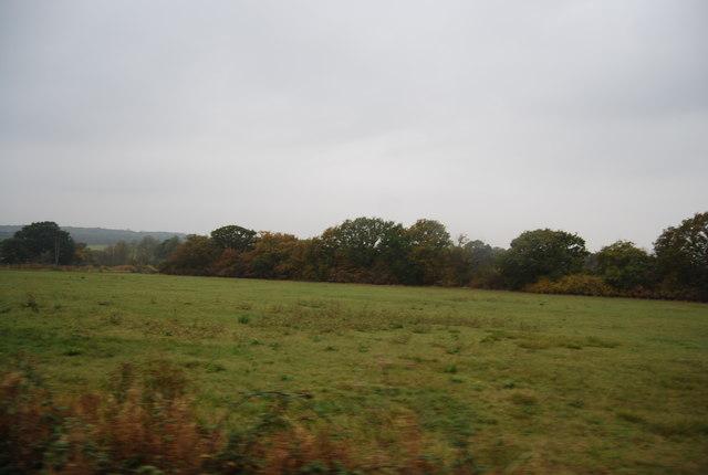 Farmland south of Ruckinge Farm