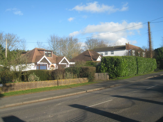 Houses in Pack Lane