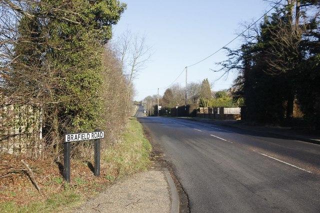Brafield Road