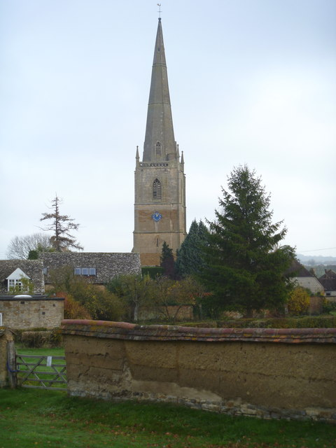 Parish church [1]