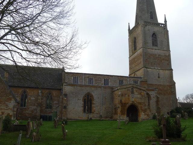 Parish church [2]