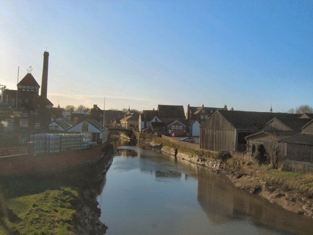 River Ouse, view from Phoenix Causeway
