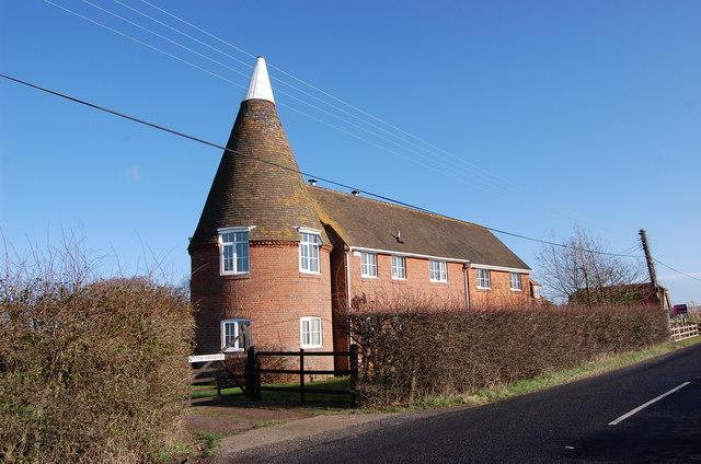 Ditton Farm Oast
