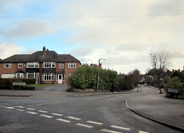 Solihull, Greswold Road
