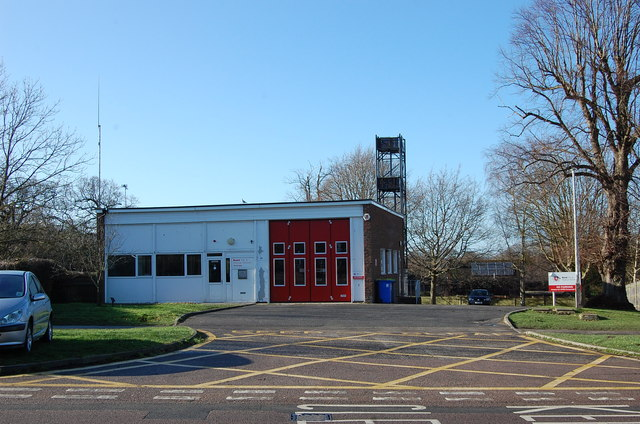 Kent Fire and Rescue Service, Tenterden