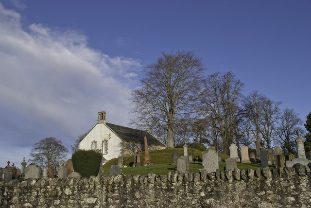 Kirk and Burial Ground
