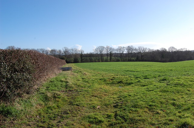 Fields off Chennell Park Road